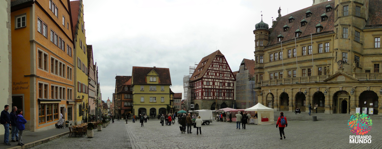 5 lugares imperdíveis na Rota Romântica Alemã